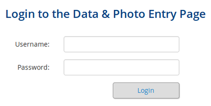 Feature image for data and photo uploading.
