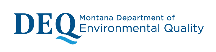 Logo for Montana Department of Environmental Quality.